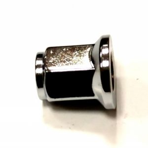 ITP 12mm FLAT BASE CHROM LUG NUT BOX OF 16 ALUG16BX 16 sztuk